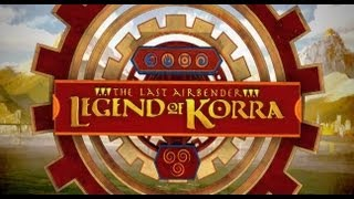 The Last Airbender: The Legend of Korra - Exclusive Trailer