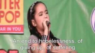 Stand up for Love by Beyonce with Lyrics - Cover