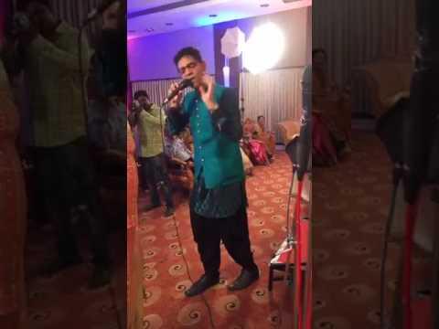 SWAPNIL MISTRY - Jiya Dhadak - Wedding Sangeet