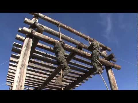 U.S. Marine Corps Recruit Training - Confidence Course