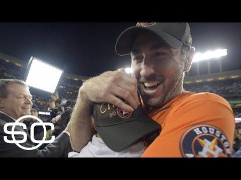 Justin Verlander says World Series win 'everything I could ever imagine' | SportsCenter | ESPN