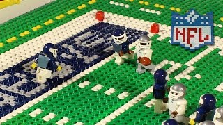Video NFL: Chicago Bears @ Dallas Cowboys (Week 3, 2016) | Lego Game Highlights download MP3, 3GP, MP4, WEBM, AVI, FLV Desember 2017