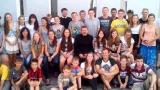 Оаза молоді в Гошеві, УГКЦ, 2014
