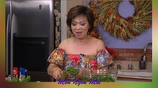 Uyen Thy's Cooking - Gà Nướng Mù Tạt