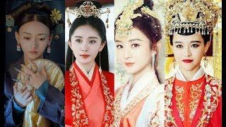 16 phim cổ trang nổi tiếng nhất màn ảnh Hoa ngữ 10 năm trở lại đây