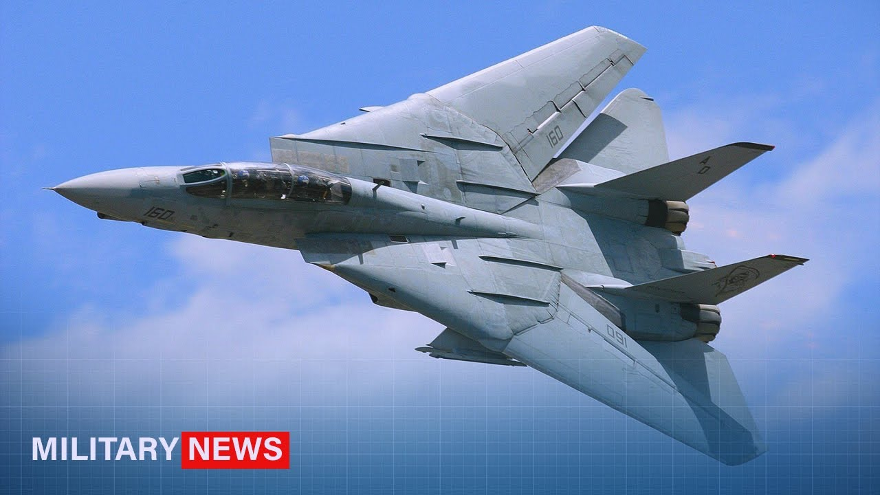 Download 15 Things You Didn't Know About The F-14 Tomcat