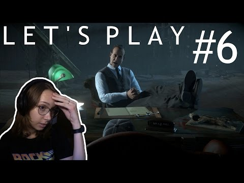 Let's Play Until Dawn | Part 06