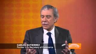 Fmr Commerce Sec. Carlos Gutierrez discusses future of Cuba-US relations