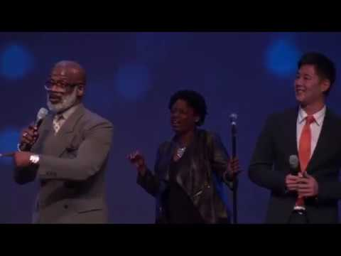 Koreansoul with bebewinans at C.C.C Brooklyn campus on 21 Oct