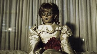 CURSED ANNABELLE DOLL HAUNTING
