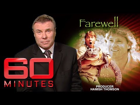 Farewell Steve Irwin: