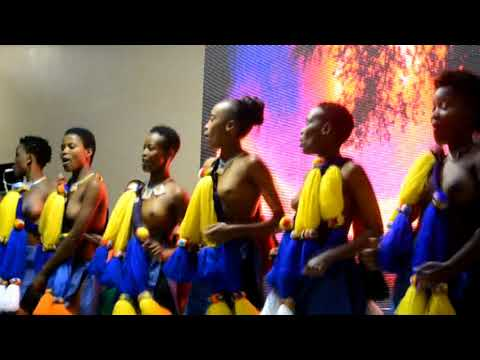 2017 Swaziland Miss Cultural Heritage Final Part 1