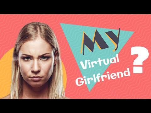 Artificial Intelligence in Digital Marketing: Virtual Girlfriend Simulator (Weird) - Virtual Zoi