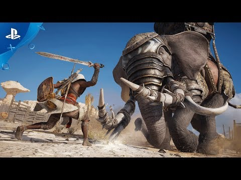 Assassin's Creed Origins - Legend of the Assassin Launch Trailer | PS4