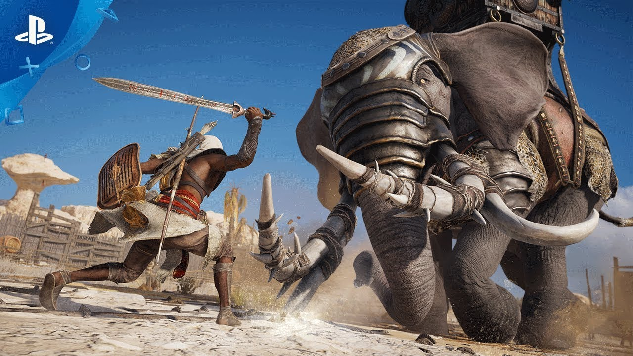 "Download Assassin's Creed Origins - ""Legend of the Assassin"" Launch Trailer 