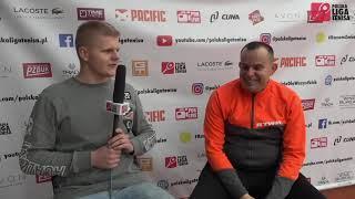 Andrzej Bizoń: Chcę zagrać także w turnieju w Rzeszowie