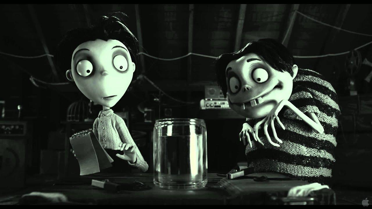 Франкенвини. Фильм ужасов, сделанный от всего сердца и от других частей тела
