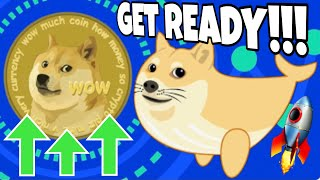 Top Dogecoin Wallets BUYING LIKE CRAZY!!! ⚠️ GET READY ⚠️