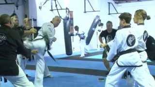 Institute of Modern Taekwondo Blackbelt Grading December 2014