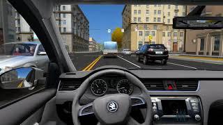 Skoda Octavia 2015 - City Car driving + Download Link