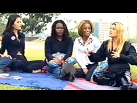 Rouge: Entrevista no Programa Domingo Espetacular  TV Record 2004
