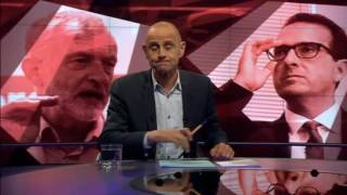 CWU backs Corbyn, Owen Smith under pressure on c4news and Labour Party splits