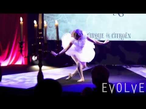 Wind Up/Clockwork Ballerina 'Music Box Ballerina'