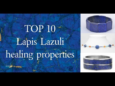 Lapis Lazuli healing properties: TOP 10 magical solutions