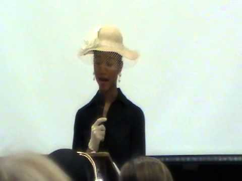 Presenting Mrs. Daisy Bates