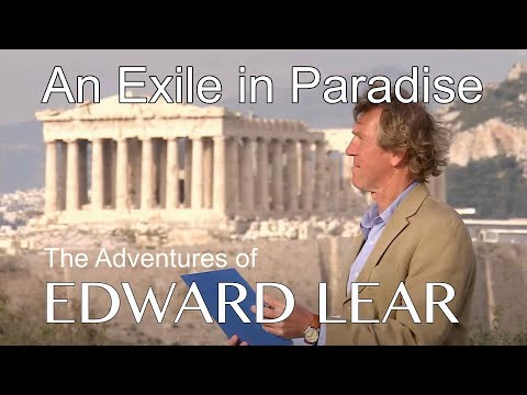 FIRST EPISODE OF AN EXILE IN PARADISE: THE ADVENTURES OF EDWARD LEAR