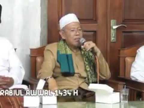 PESAN KH.HARIR MUHAMAD ( PENGASUH PONPES BUQ BETENGAN DEMAK ) KEPADA PENGHAPAL AL-QUR'AN