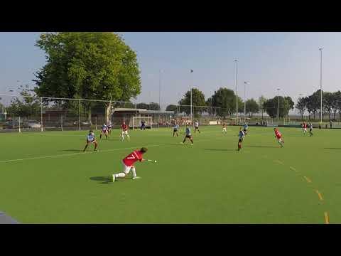 Culemborg - Westerduiven GOAL Maikel Bosschaart