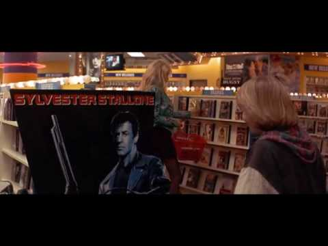 Stallone As The Terminator Youtube