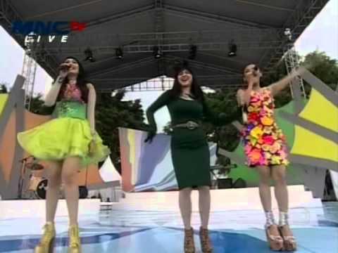 iMeyMey Duet Dewi Persik   Eva Opolasan MNC Festival Jakarta