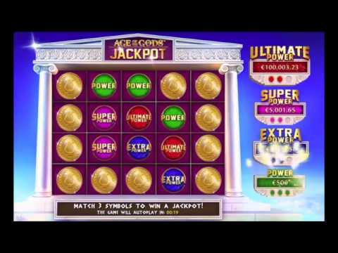 Age Of The Gods Slot Game By Playtech