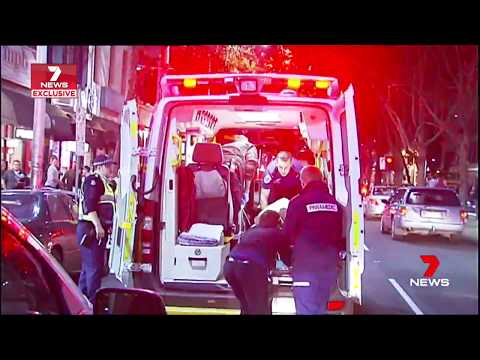 Seven News. Paramedic No Go Zones Melbourne.(Multiculturalism)(Drugs)
