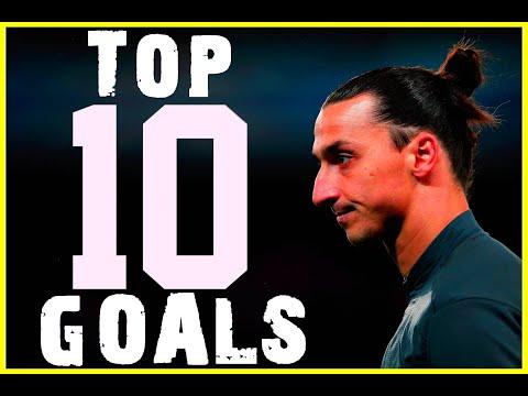 Zlatan Ibrahimovic Top 10 Goals Ever HD