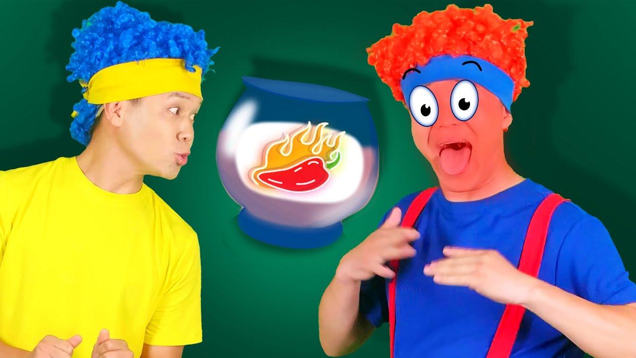 Let's Go Cook! | D Billions Kids Songs