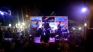 Spion Kanan - I Wanna Skank (Artificial Life Cover) Live @LampungFair2014 (Anjungan Lam-Sel)