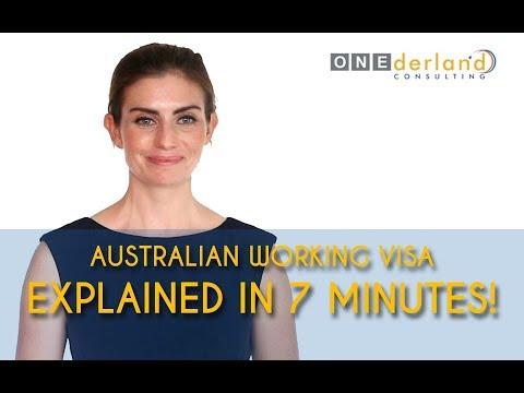 Apply For Australia Work Visa