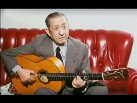 Melchor de Marchena guitarrista flamenco (1979) - Guitarra flamenca, Spanish Guitar