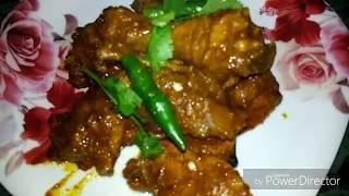 Jharkhandi Desi Chicken Curry Recipe.
