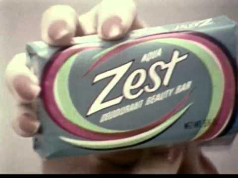 PampG Zest Deodorant Beauty Bar Soap The Bathtub Test