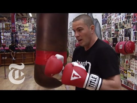 Fashion: Gear Test: Boxing Gloves | The New York Times
