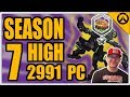 Overwatch Season 7 Season High 2991- Orisa Main SILVER PORTRAIT DROP! Enter Giveaway!