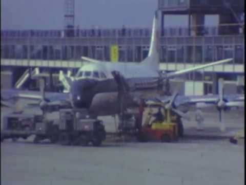 British airlines and airliners from the 1960s