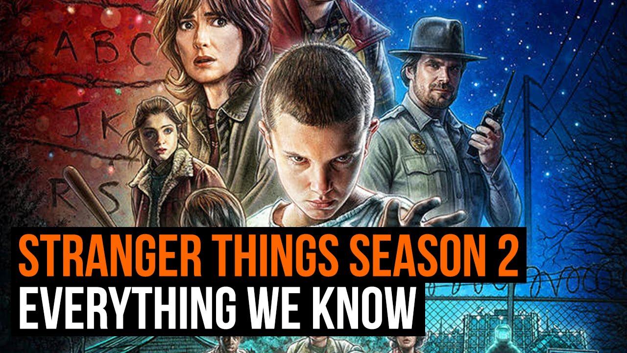Stranger Things Season 2: Everything We Know So Far