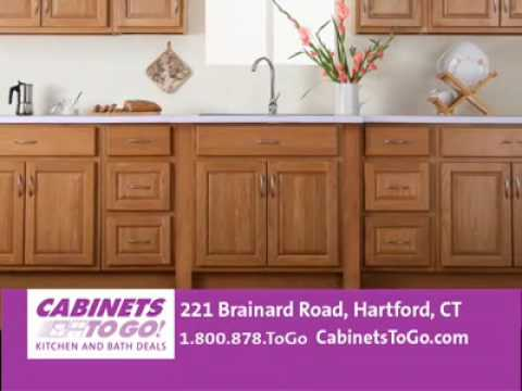 Cabinets To Go Hartford - YouTube
