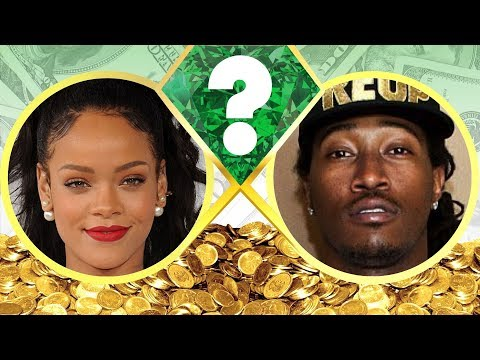 WHO'S RICHER? - Rihanna or Future? - Net Worth Revealed! (2017)