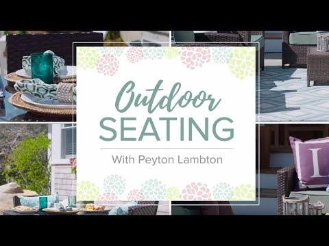 How to Arrange Outdoor Furniture